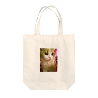 ジョル猫トート Tote bags