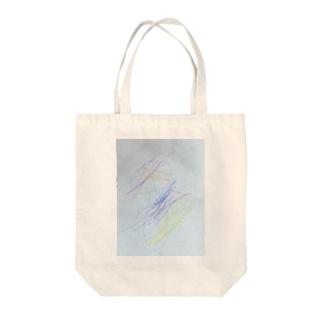 娘の描いた絵 Tote bags