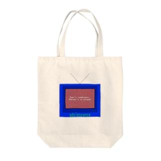 砂嵐 Tote bags