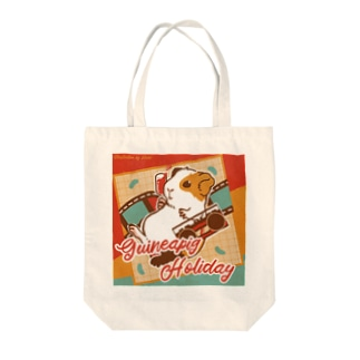 Guineapig Holiday Tote Bag