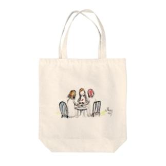 ムラナギ/ヌガーポップ Tote Bag