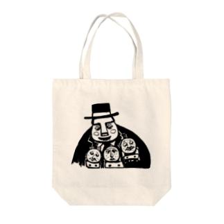経営者 Tote bags