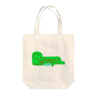sheeepz. Tote bags