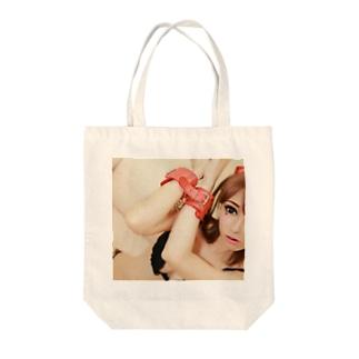 稲月さやかファンクラブオフィシャルグッツ Tote bags