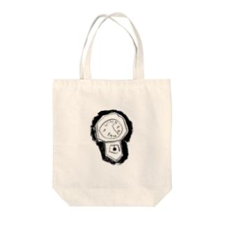 いつかのとけい Tote bags