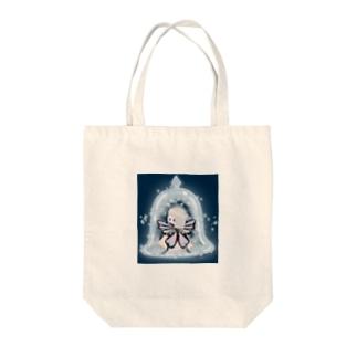 目覚めの時 Tote bags