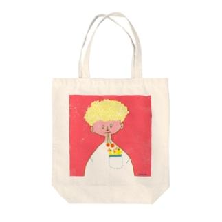 エサの時間 Tote bags