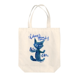 BLUECATS Tote bags