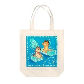 Nan and Kii Tote Bag