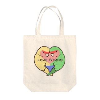 ハートコザクラ Tote bags