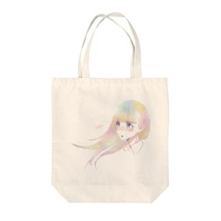 さかな~~ Tote bags
