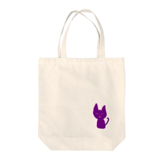 アオイネコ Tote Bag