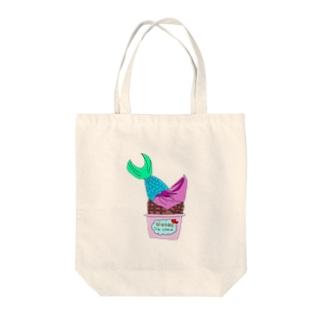マーメイドアイス Tote Bag