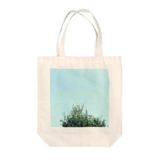 オリーブ畑の空 トートバッグ