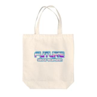 1月NEW「FUTURE」 Tote bags