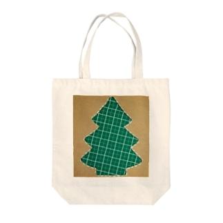 もみの木 Tote bags