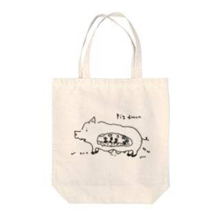 big-dream_bag Tote bags