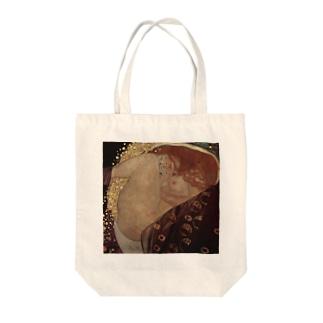 グスタフ・クリムト(Gustav Klimt) / 『ダナエ』(1907年 - 1908年) Tote Bag