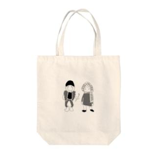JIJIBABA Tote bags
