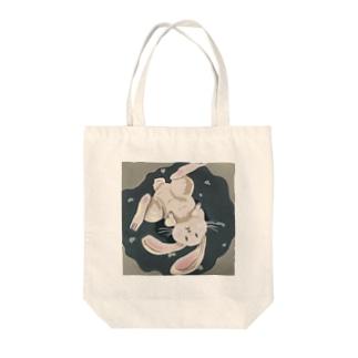キョム Tote bags