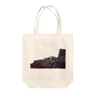 ぬこ(クアラルンプールにて) Tote bags