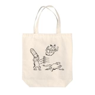 ギガプロレスリング Tote Bag