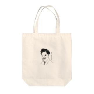 ノーグッチ的、エコな暮らし Tote bags
