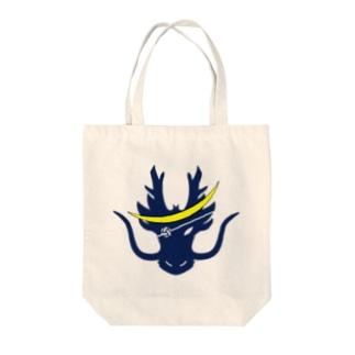 仙台シティFC オリジナルグッズ(ドラゴン) Tote bags