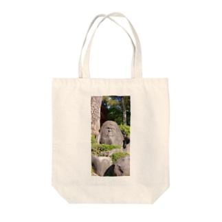 mariaMadeのだるまちゃん Tote bags