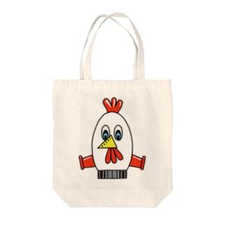 「ロケットリ」シリーズ Tote bags