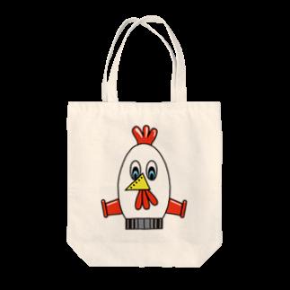 小田ロケット/odaRocketの「ロケットリ」シリーズ Tote bags