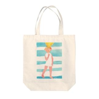 頭開Psycheちゃん01 Tote bags