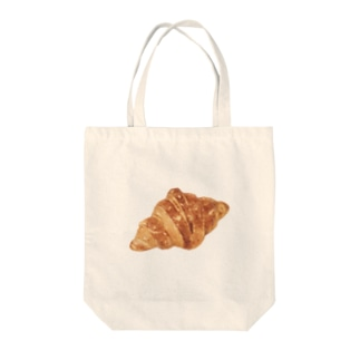 Croissant Tote bags