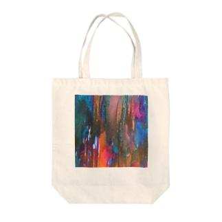 cosmic Tote bags