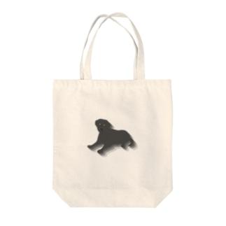 ラブラドール・レトリバー ブラック Tote Bag