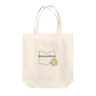 librarytaskforce Tote bags