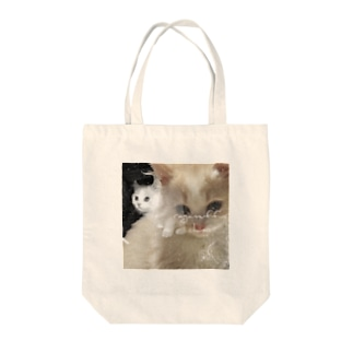 chino space Tote bags