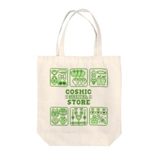 8bit♡マジカルストア 抹茶味 Tote bags