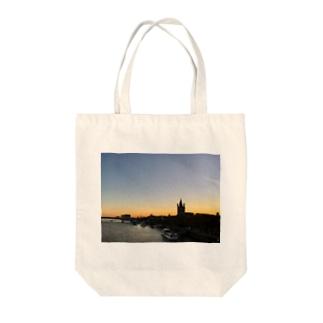 ゆ@きおの見た風景 Tote bags