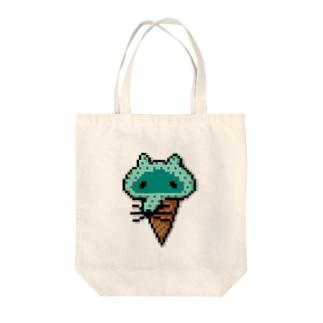 タヌミント Tote bags