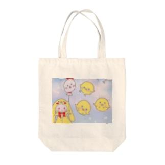 2017 あけおめ Tote bags