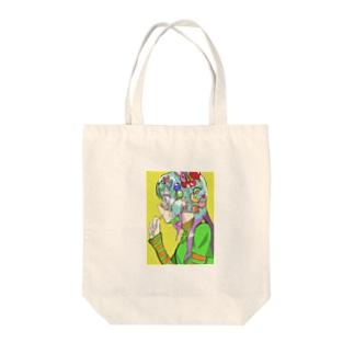 原宿系 Tote bags