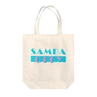 SAMBA CITY トートバッグ