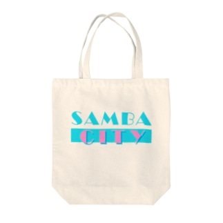 SAMBA CITY Tote bags
