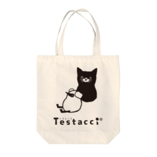 Testacci(logo入り) Tote bags