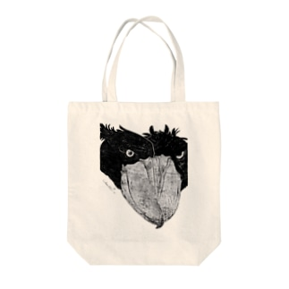 COMPLEX ハシビロコウ コラボver. Tote bags