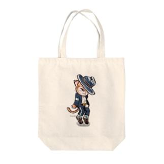 MJCATビリージーン Tote bags