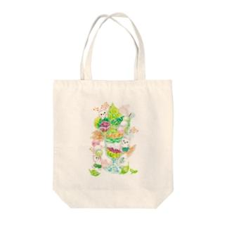 抹茶パフェ Tote Bag