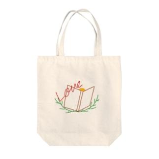 aoyansorayanのらぶ Tote bags