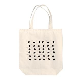 オバケいっぱい Tote bags
